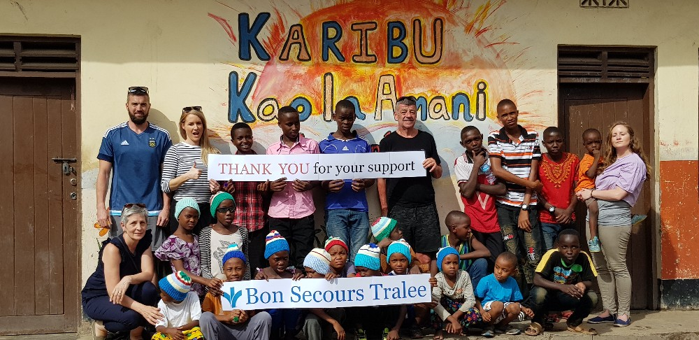 Bon Secours Hospital Tralee supports documentary which aims to raise money for Tir na Nog orphanage
