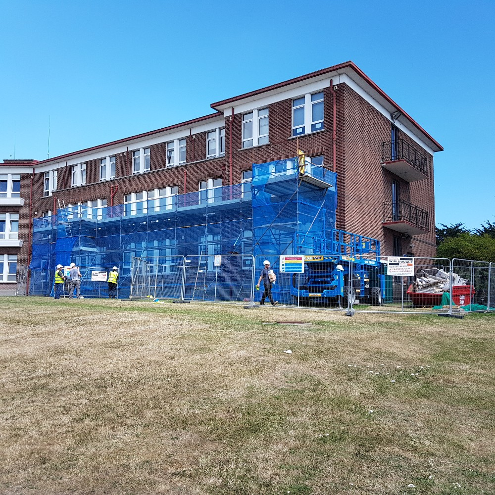 Expansion of the MAU at Bon Secours Hospital Dublin