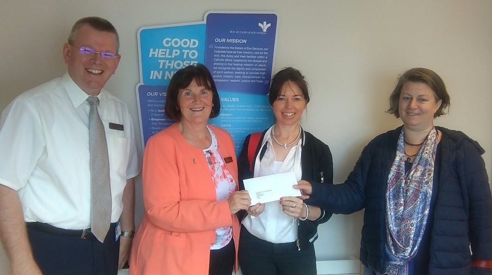We are delighted to support Anam Cara through the Bon Secours Community Initiative Fund