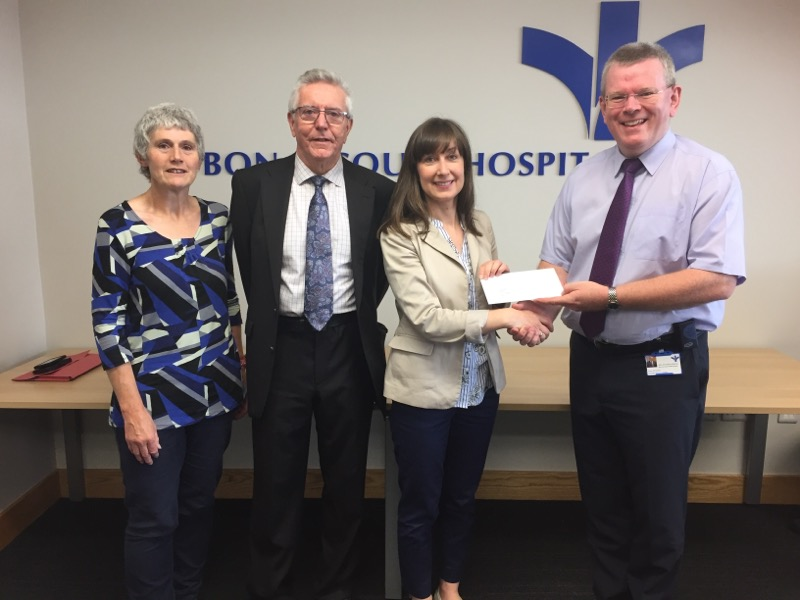 We are delighted to support Aspect through the Bon Secours Community Iniative Fund
