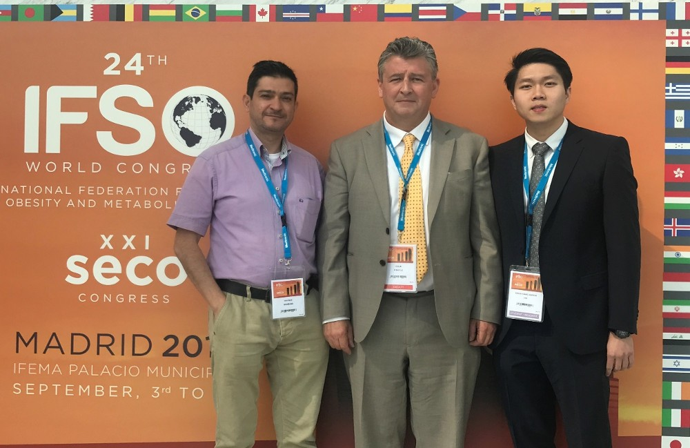 International Federation for the Surgery of Obesity and Metabolic disorders (IFSO) Congress