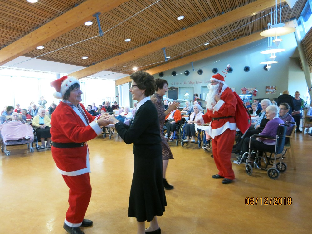Residents Christmas Party