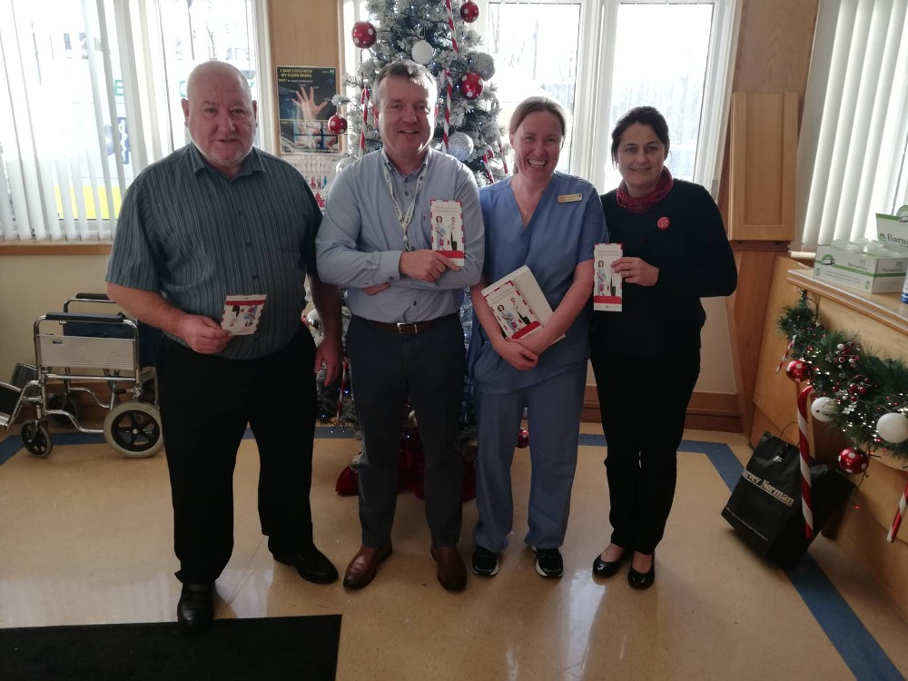 Winners Announced for 2018 Flu Vaccine Raffle