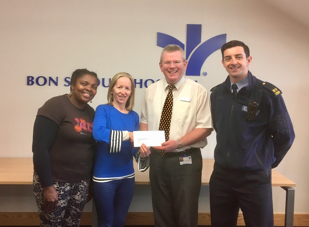 We are delighted to support the Tralee International Resource Centre through the Bon Secours Community Initiative Fund