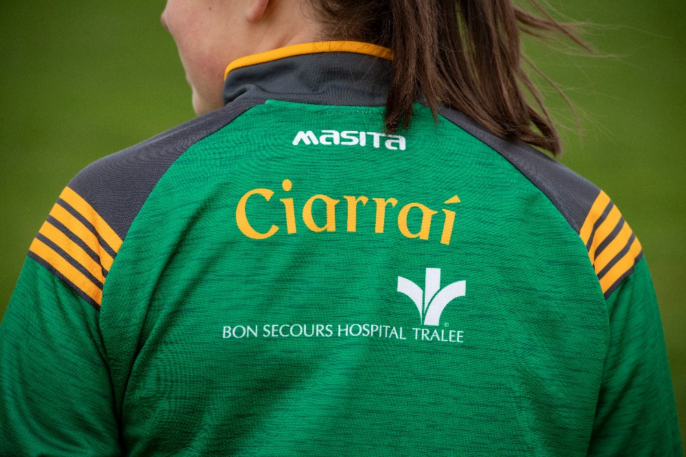 Bon Secours Hospital Tralee is delighted to support the Kerry U14 Ladies' Team