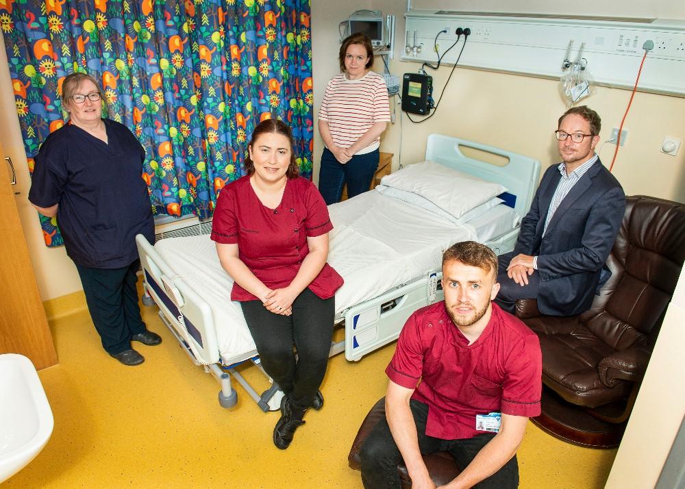 Opening of new Paediatric Epilepsy Monitoring Unit at Bon Secours Hospital, Cork