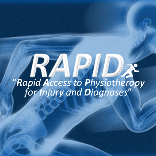 Bon Secours Hospital Tralee introduces Rapid Access to Physiotherapy for Injury and Diagnosis (RAPID) service!
