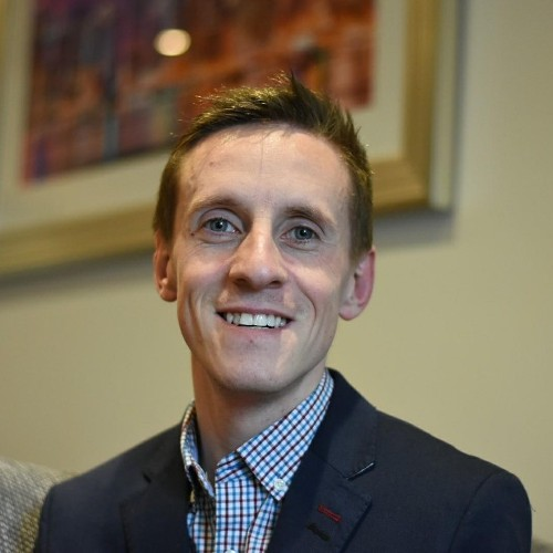 Dr Derek Griffin set to speak at the 2019 RCL International Running Conference