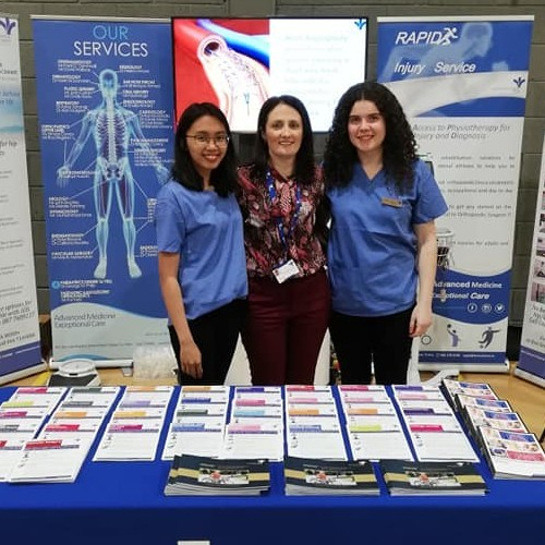 Bon Secours Hospital Tralee attends 'Staying Healthy in Today's World' Event