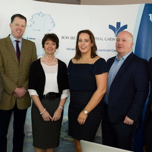 The Bon Secours Galway hosted their annual Theatre Conference