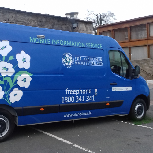 The Alzheimer Society of Ireland's Mobile Information Service to visit Bon Secours Hospital Tralee