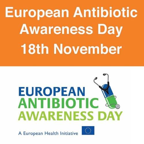European Antibiotic Awareness Day - 18th November 2020