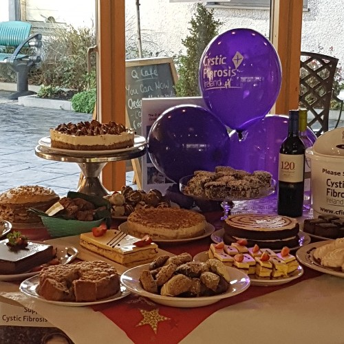 Cystic Fibrosis Bake Off