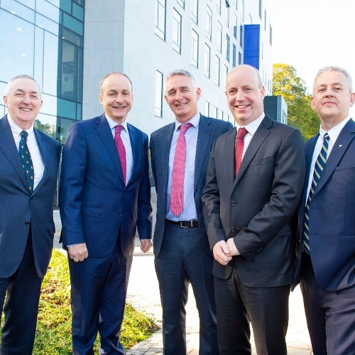 Minister Jim Daly officially opens new Bon Secours Cork Cancer Centre to mark €77 million expansion
