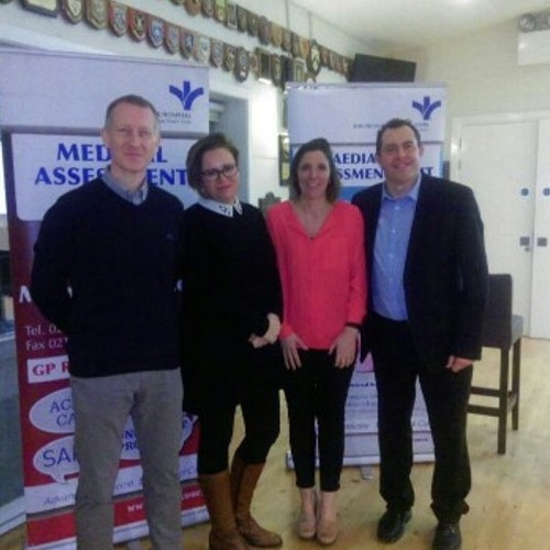 Bon Secours Cork recently sponsored a Child Health Information Evening