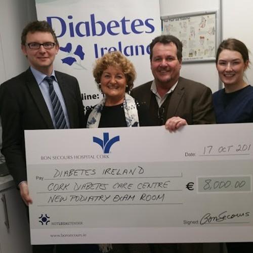 BSHC Community Initiative Fund - Cork Diabetes Care Centre
