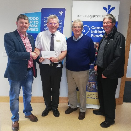 We are delighted to be able to support Foodshare Kerry through the Bon Secours Community Initiative Fund