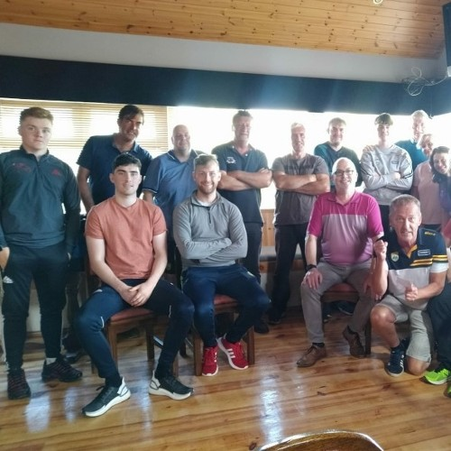 Bon Secours Hospital Tralee Golf Society enjoys their first 3 Ball Scramble of the Year in 2020