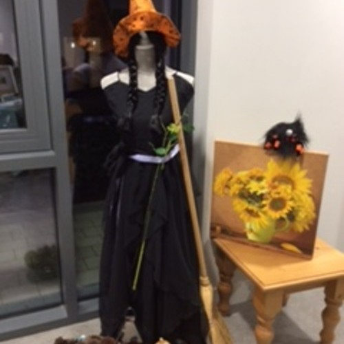 Halloween at the Care Village