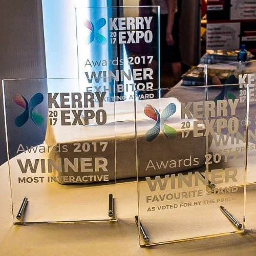 Bon Secours Health System Tralee wins 'Most Interactive Stand' at Kerry Business Expo