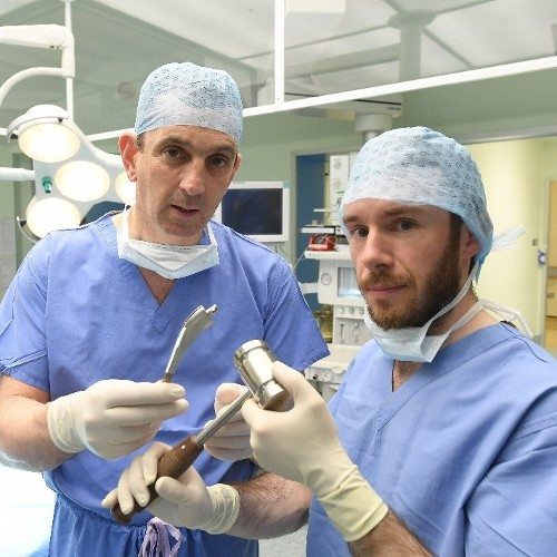 Lero, IT Tralee and Bon Secours announce Hip research programme