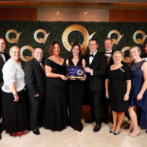 Top Honours for Bon Secours Hospital Cork at The National Q Mark Awards
