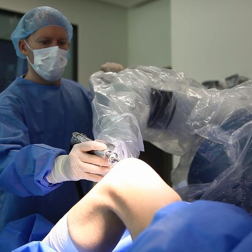 BSHC - Pioneering Robotic Arm Assisted Surgery by Mr Stephen Brennan, Orthopaedic Surgeon