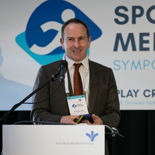 Mr Ross Kingston, Consultant Orthopaedic Surgeon at Bon Secours Hospital Tralee, spoke at the recent Sports Medicine Symposium at Thomand Park
