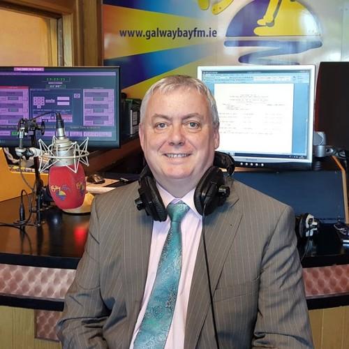 Professor Kieran Daly's interview with Keith Finnegan Galway Bay FM