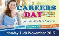 Careers Day for Transition Year Students