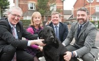 Bon Secours Hospital Cork Announces €30,000 funding for the Irish Guide Dogs.