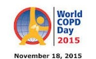 World COPD Day – Wednesday November 18 2015
