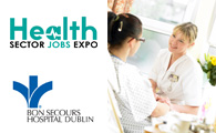 Bon Secours Hospital to attend Health Sector Jobs Expo at the RDS
